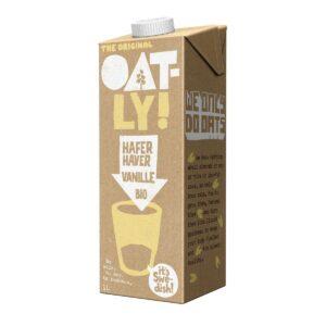 Oatly Vanilie - Băutură de ovăz cu gust de vanilie